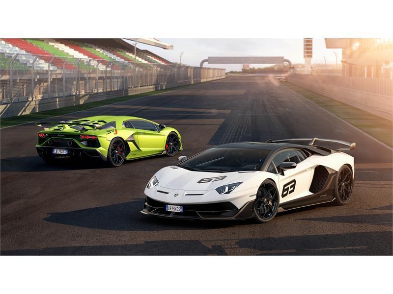 Lamborghini Aventador SVJ: al vertice delle supersportive V12 Lamborghini