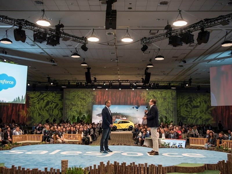 Dreamforce 2018: Automobili Lamborghini lancia una nuova app in collaborazione con Salesforce per of