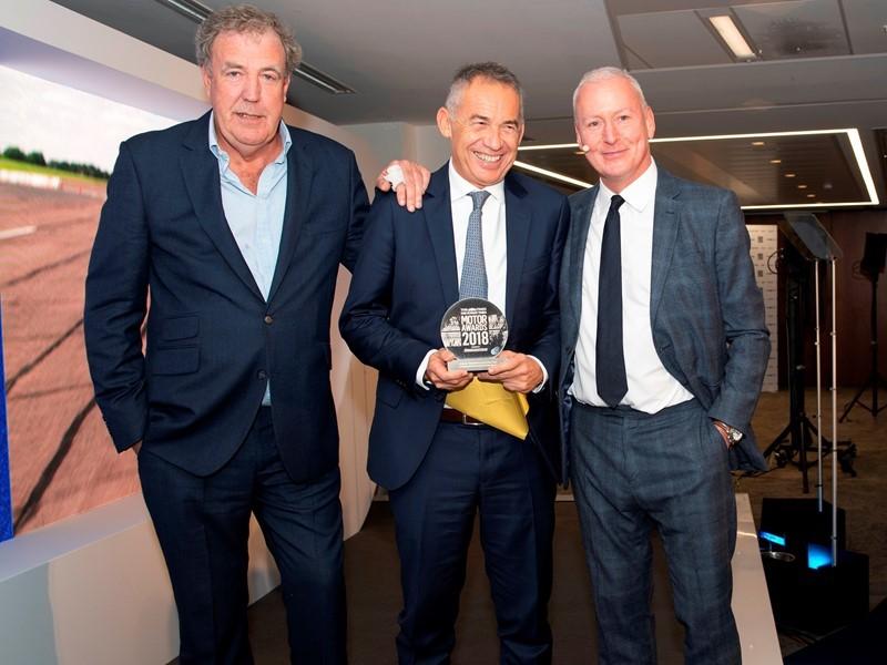 "Lamborghini Huracán Performante: ""Car of the Year"" per Jeremy Clarkson"