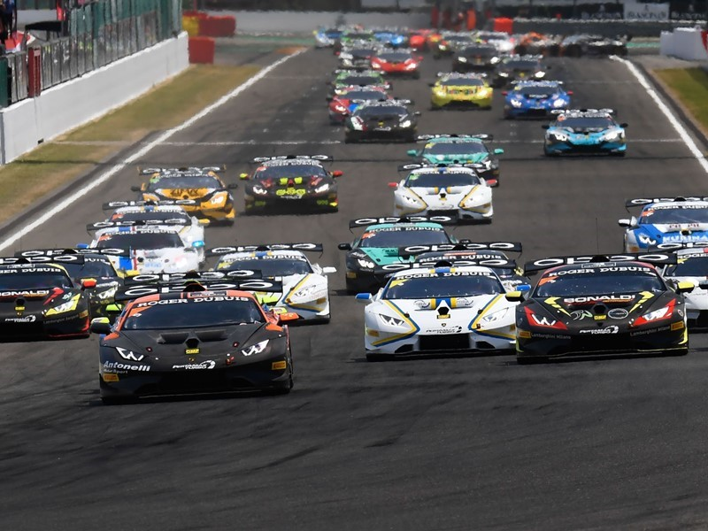 2018 Lamborghini Super Trofeo World Final to take place at Vallelunga