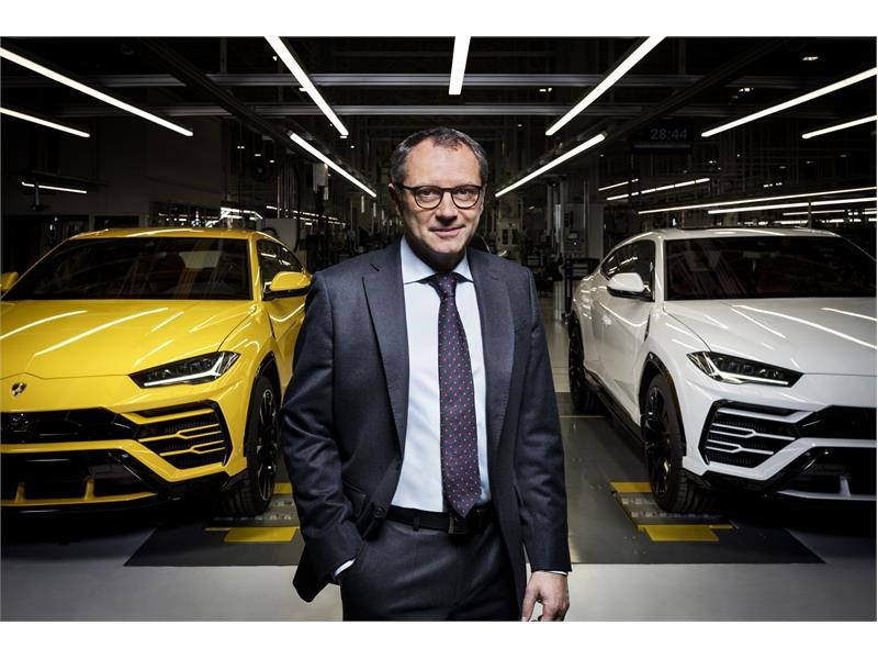 Record figures take Automobili Lamborghini to a new level: 5,750 cars delivered in 2018