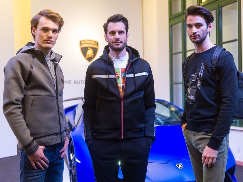 COLLEZIONE AUTOMOBILI LAMBORGHINI PRESENTS FALL-WINTER 2019-20