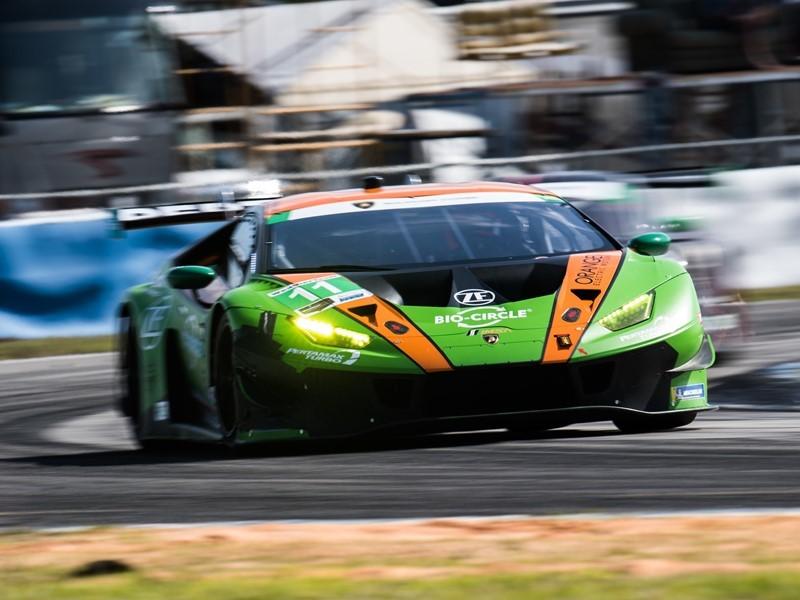 Lamborghini seal dramatic Sebring 12 Hours victory
