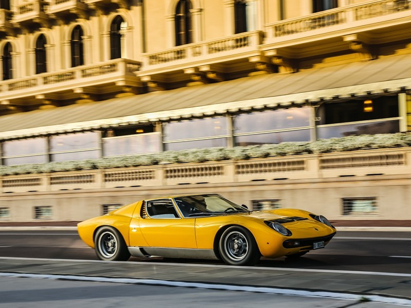 Lamborghini Polo Storico and Historic Automobile Group International (HAGI) sign collaboration agree