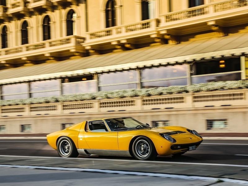 Lamborghini Polo Storico und Historic Automobile Group International (HAGI) unterzeichnen Kooperatio