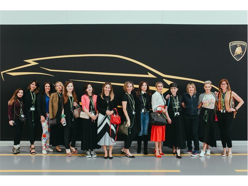 "Automobili Lamborghini launches the ""Future FAB. Innovation & Transformation Award"" dedicated to women under 30"