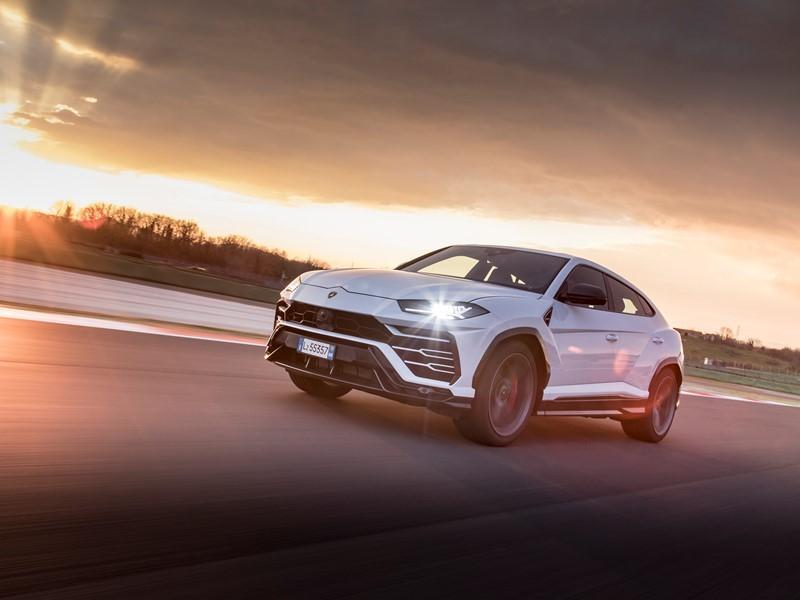 Automobili Lamborghini erzielt im ersten Halbjahr 2019 einen neuen Absatzrekord