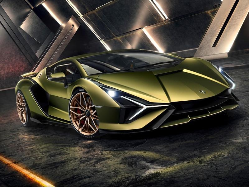 Der Lamborghini Sián: limitierter Hybrid Supersportwagen nimmt die Zukunft vorweg