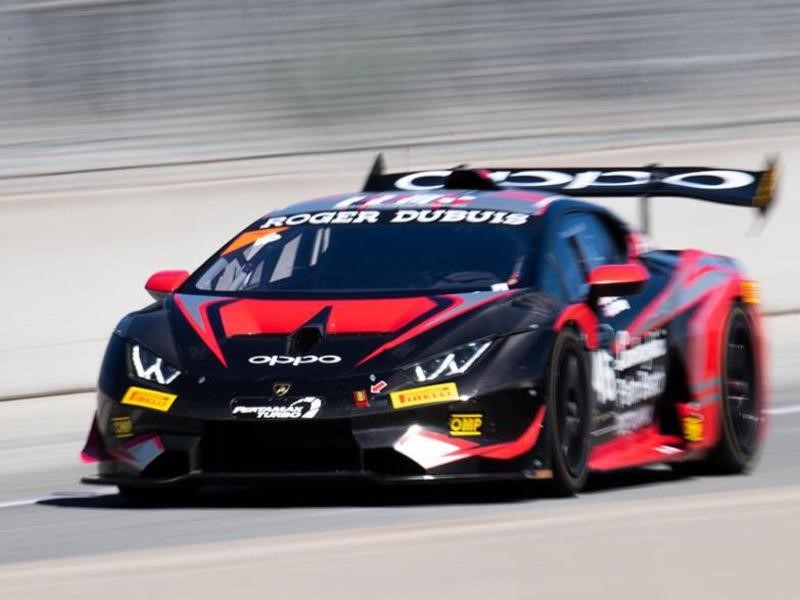 Gdovic, Daly Hold Off Challengers for Victory in Round 9 at WeatherTech Raceway Laguna Seca