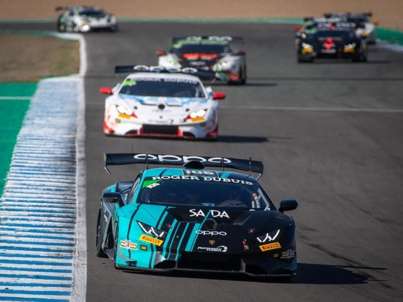 Lamborghini Super Trofeo North America Day 2 World Final Recap