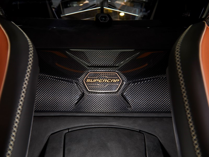 Lamborghini und MIT patentieren neue Technologie für Superkondensatoren