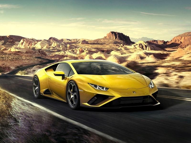 Neuer Lamborghini Huracán EVO RWD: Volle Kontrolle bei purem Fahrspaß