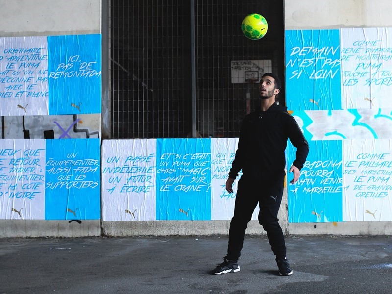 PUMA & OLMPIQUE DE MARSEILLE ANNOUNCE LONG-TERM PARTNERSHIP