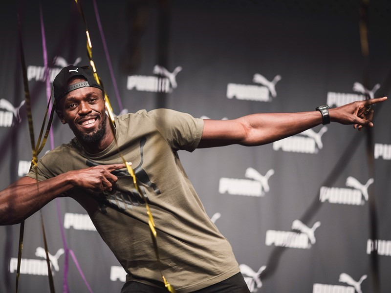 PUMA CELEBRATES USAIN BOLT'S JOURNEY AND FINAL RACE WITH BOLT LEGACY SPIKES