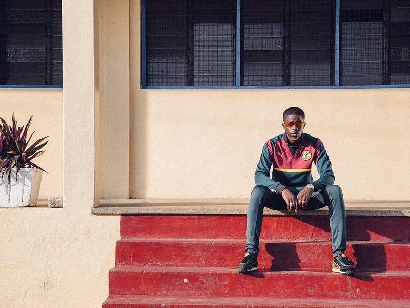 PUMA AND DAILY PAPER PAY HOMAGE TO PUMA'S 20TH YEAR OF AFRICAN FOOTBALL