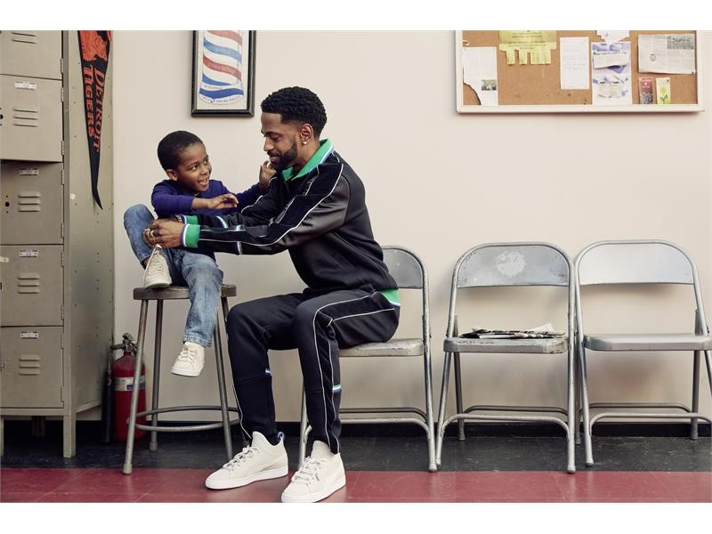 BIG SEAN LAUNCHES DEBUT COLLECTION WITH PUMA